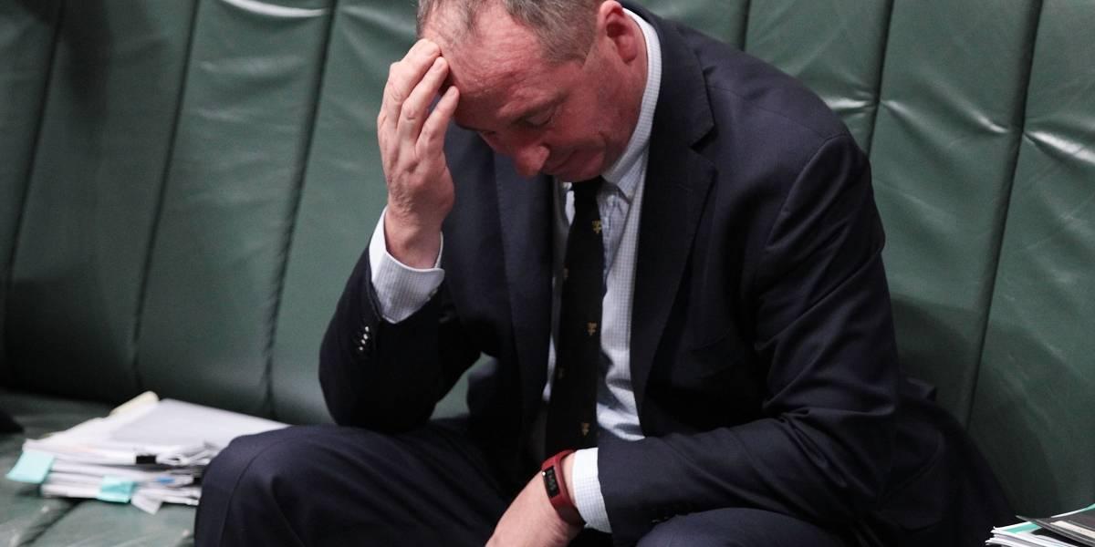 Australia prohíbe relaciones sexuales entre ministros y subalternos