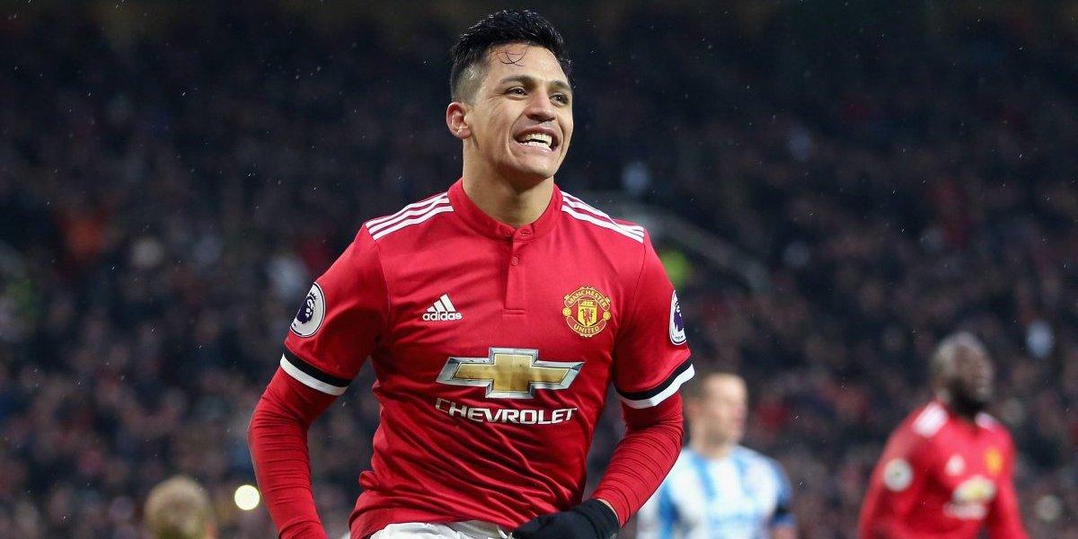 Atención Mou: Los hinchas del United alucinan con ver a Alexis por la derecha