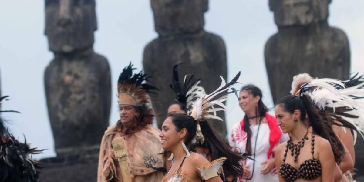¿Qué hay detrás de la Tapati en Isla de Pascua?