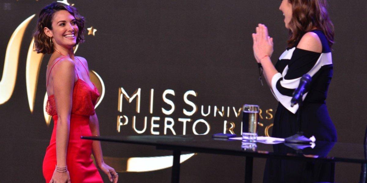 Buenas vibras ante llegada de Denise Quiñones a Miss Universe P. R.