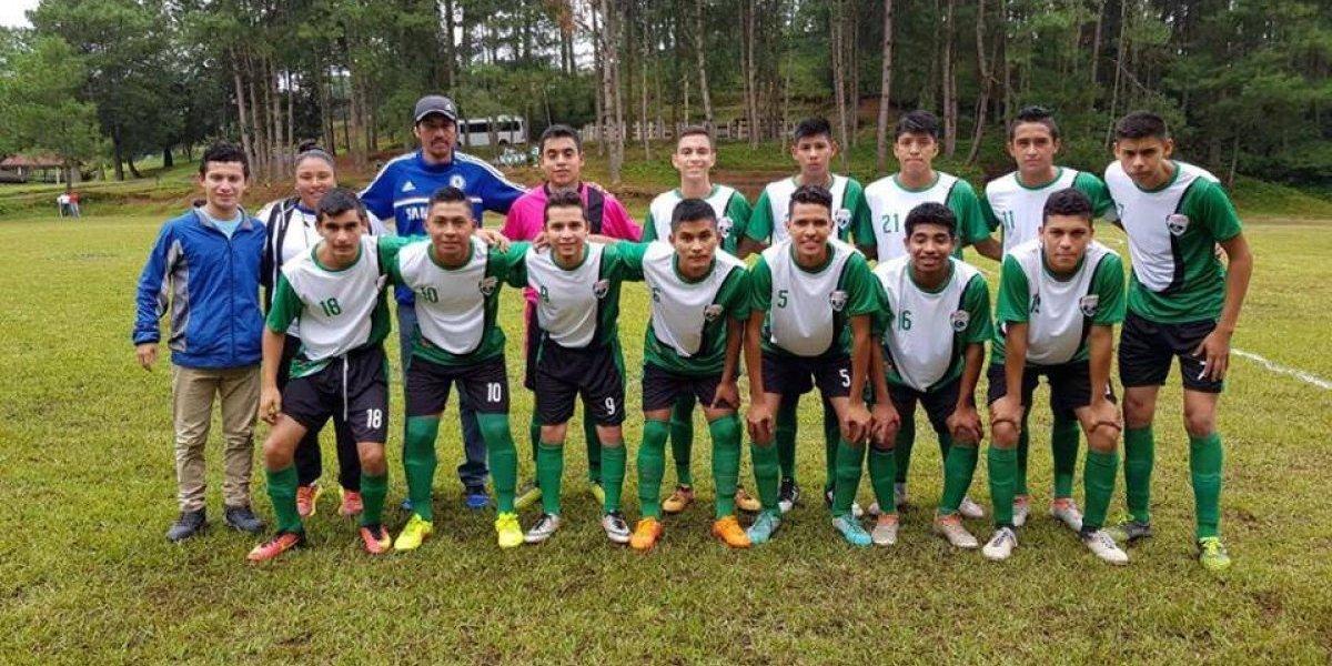 Jóvenes talentos del futbol buscarán brillar en los Juegos Deportivos Nacionales