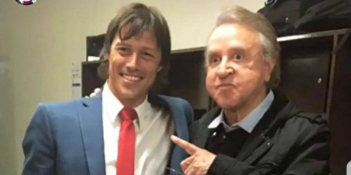 'Kiko' le dio suerte a Chivas en el juego ante Querétaro