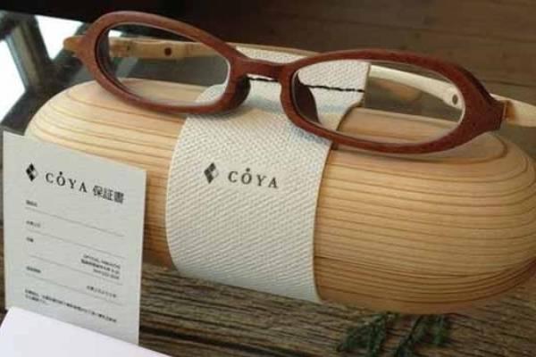 b87e3b7730 Lentes de madera: lo más in en Japón - Belelú | Nueva Mujer