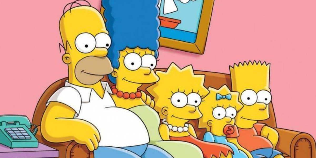 ¿Será? Los Simpson