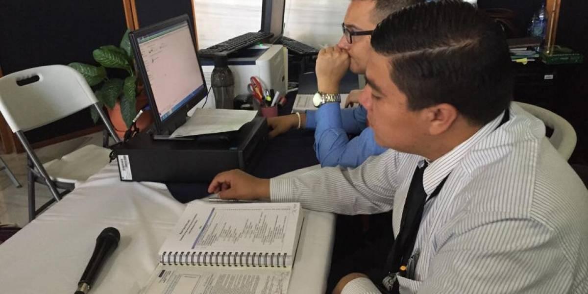 Secretaria del Ministerio Público Mayra Veliz busca postularse para Fiscal General