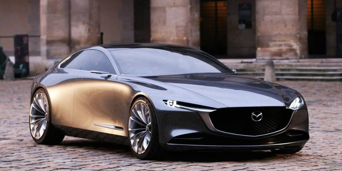Mazda Vision Coupe, el conceptual más hermoso del mundo