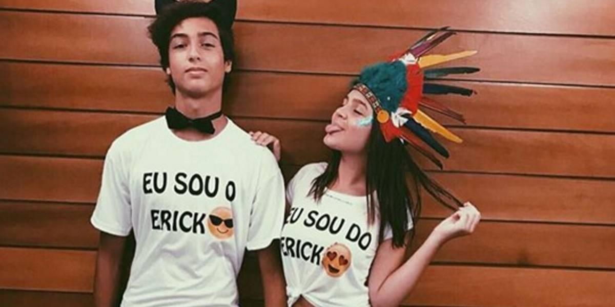 Além de Maisa Silva, Mel Maia, 13 anos, assume namoro no Valentine's Day