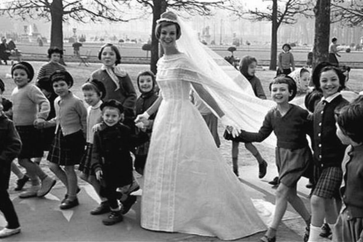 Es malo lavar el vestido de novia