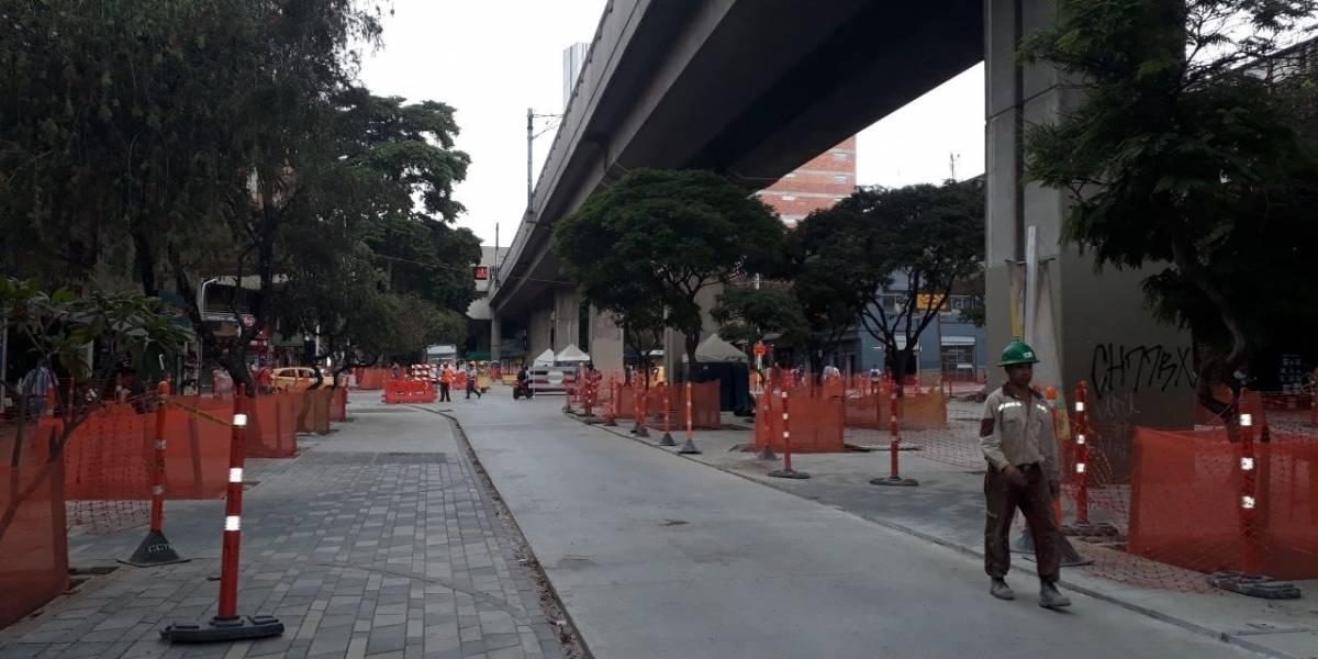 La realidad de los venteros en medio de la intervención en el Centro de Medellín