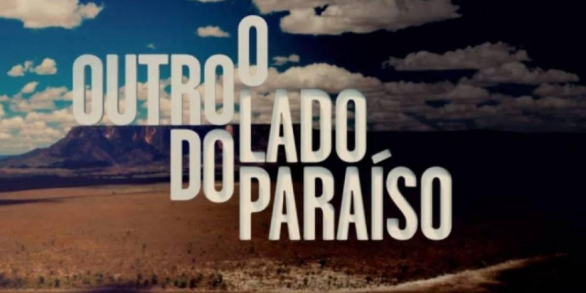 Incêndio atinge estúdio de filmagem de 'O Outro Lado do Paraíso'