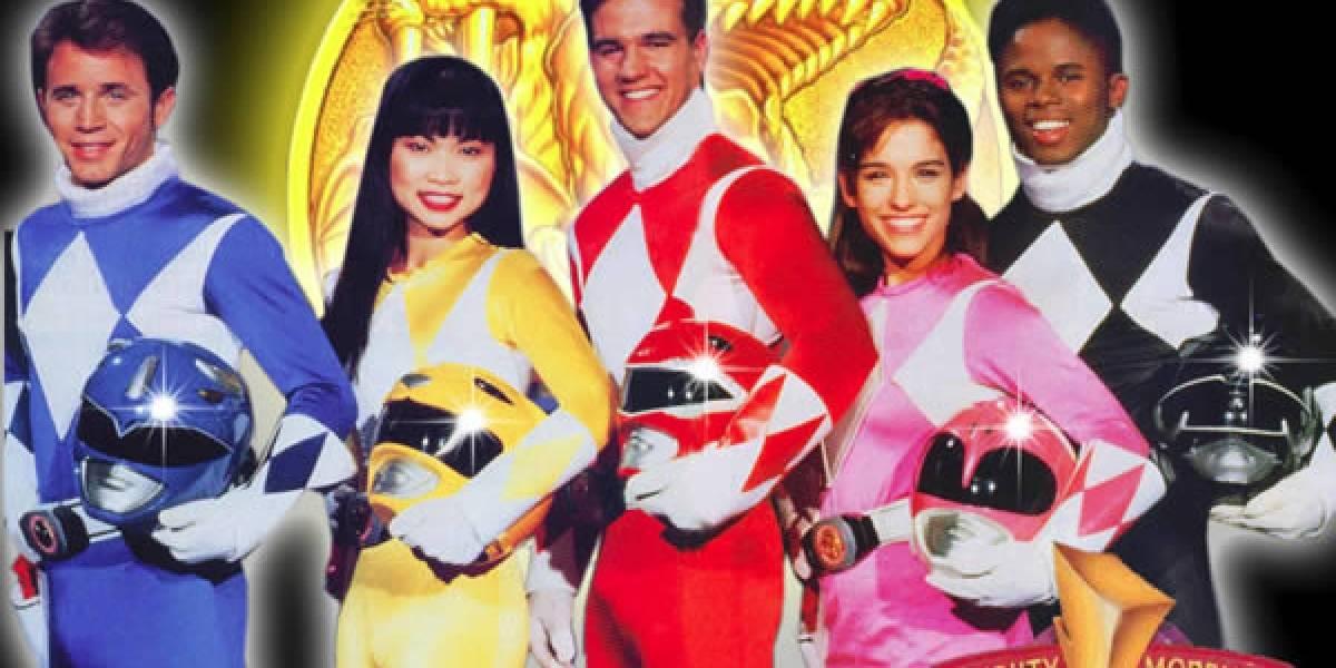 "¿Recuerdas a la ""Power Ranger"" rosada? Así luce ahora"