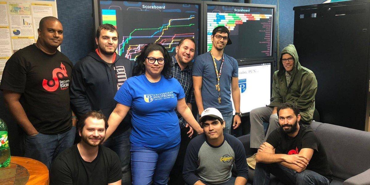Universidad Politécnica gana competencia internacional de cibernética