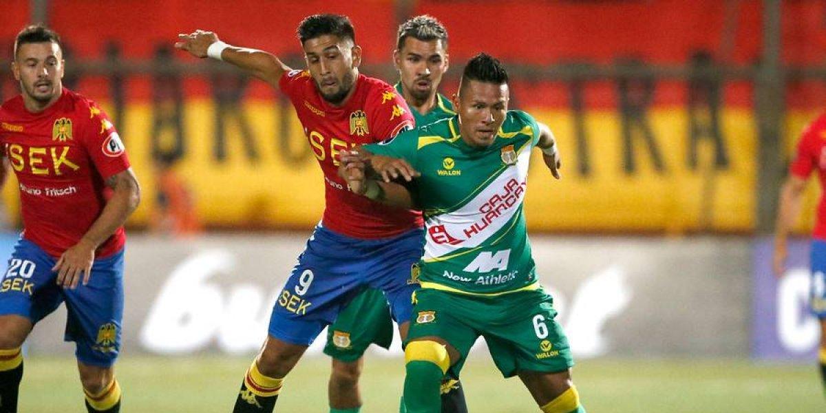 Minuto a minuto: Unión Española inicia su sueño en la Sudamericana recibiendo a Sport Huancayo