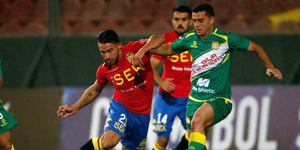 Unión Española mostró un pobre juego e igualó con Sport Huancayo en la Copa Sudamericana