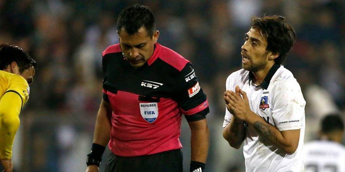 Bascuñán y Andaur serán los árbitros para los punteros Colo Colo y la UC en la tercera fecha del Campeonato