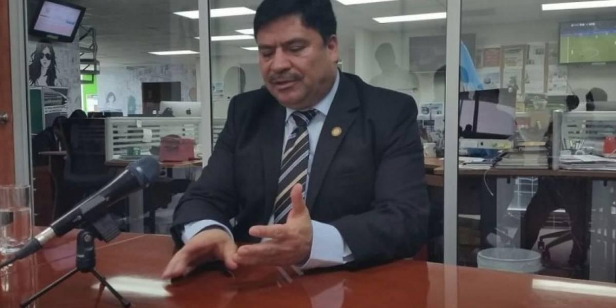 """""""Dicen que desde noviembre se decidió que Ranulfo Rojas va a ser el nuevo Fiscal General"""""""