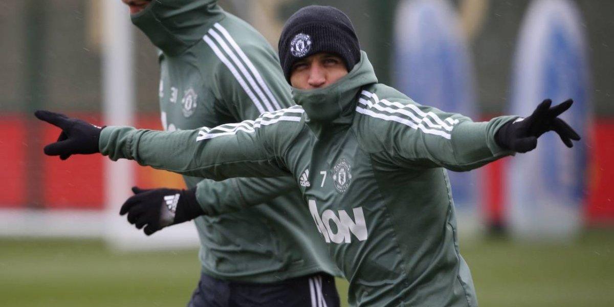 """""""Es más chico de lo que pensé"""": La sorpresa de Zlatan por la estatura de Alexis"""