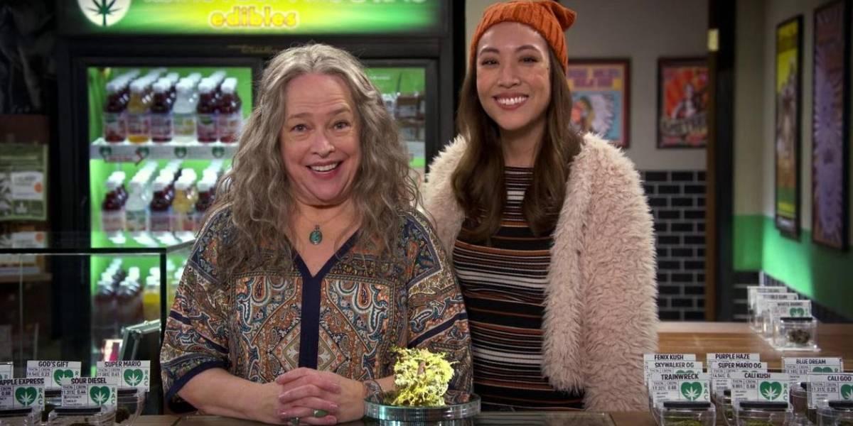 Netflix cancela série estrelada por Kathy Bates após apenas uma temporada — Disjointed