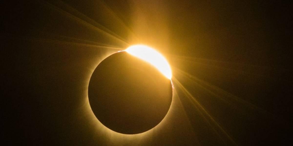 EN VIVO. Mira el primer eclipse solar del año