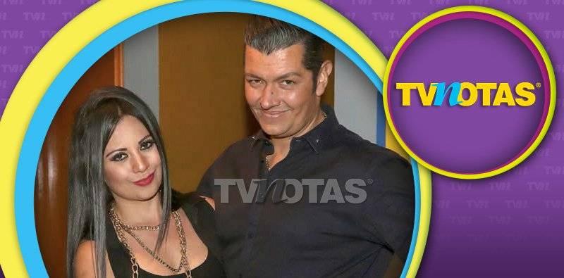 Carlos Peniche y Paula Esmeralda