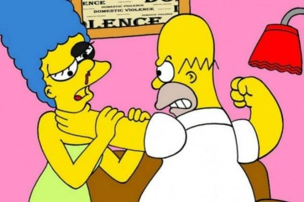 Dibujos Animados Luchan Por La Violencia De Género Belelú Nueva