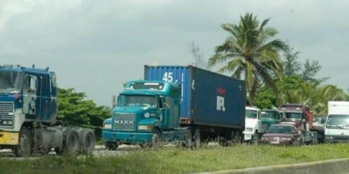 Prohibirán circulación de vehículos pesados a partir del 29 por asueto de Semana Santa