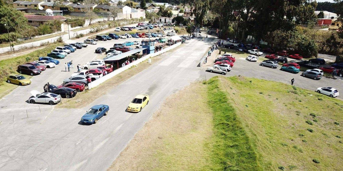 Nostalgia invade a pilotos por el cierre definitivo del autódromo Guatemala