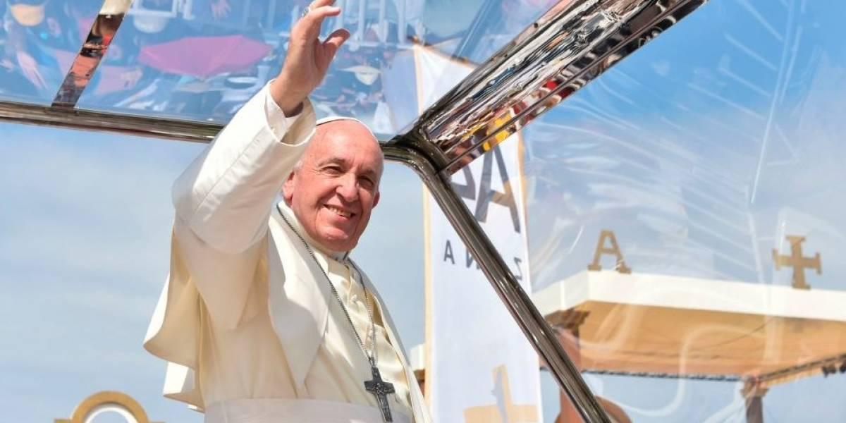 Francisco visitará Ginebra