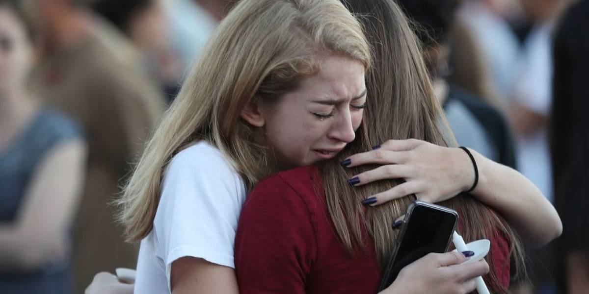 Hija de cantante colombiano estuvo en tiroteo de colegio en La Florida y fue salvada por un profesor