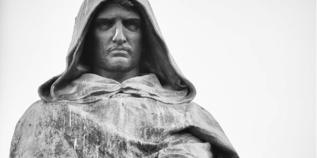 """Quem foi Giordano Bruno, o místico """"visionário"""" queimado na fogueira há 418 anos"""