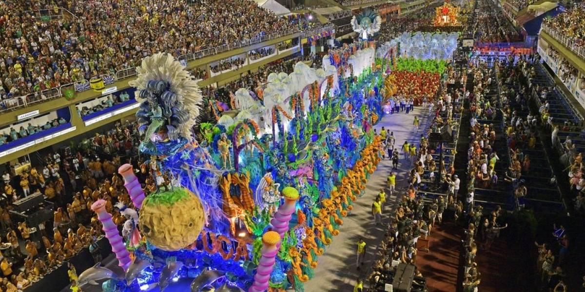 Pandemia posterga Carnaval de Río por primera vez en un siglo