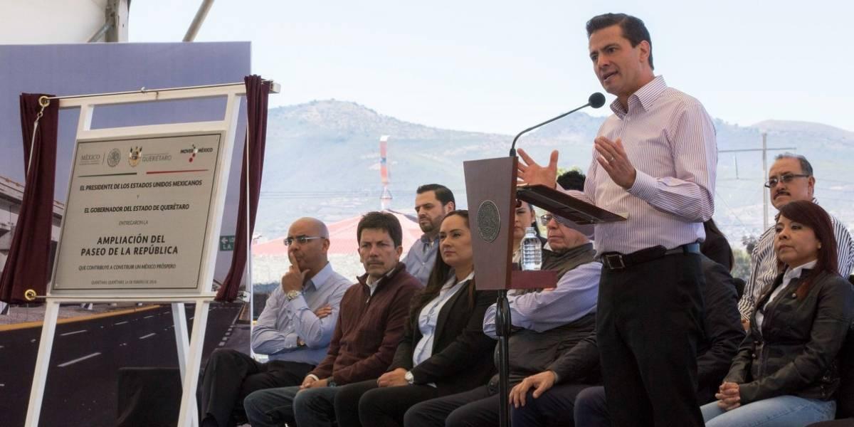Peña Nieto confía en que el PRI crezca rumbo a las elecciones