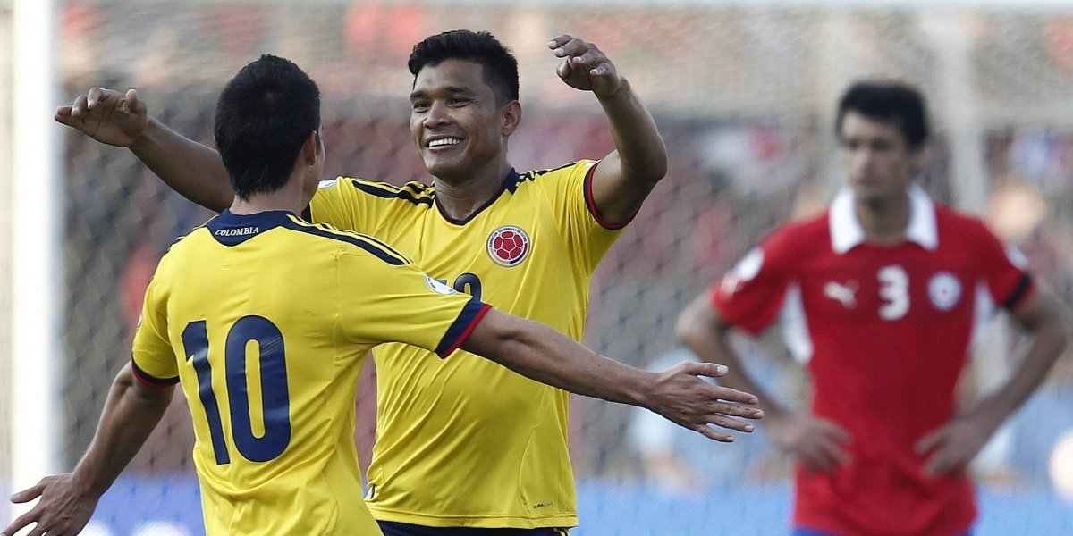 La razón por la que Teo Gutiérrez estaría vetado de la Selección