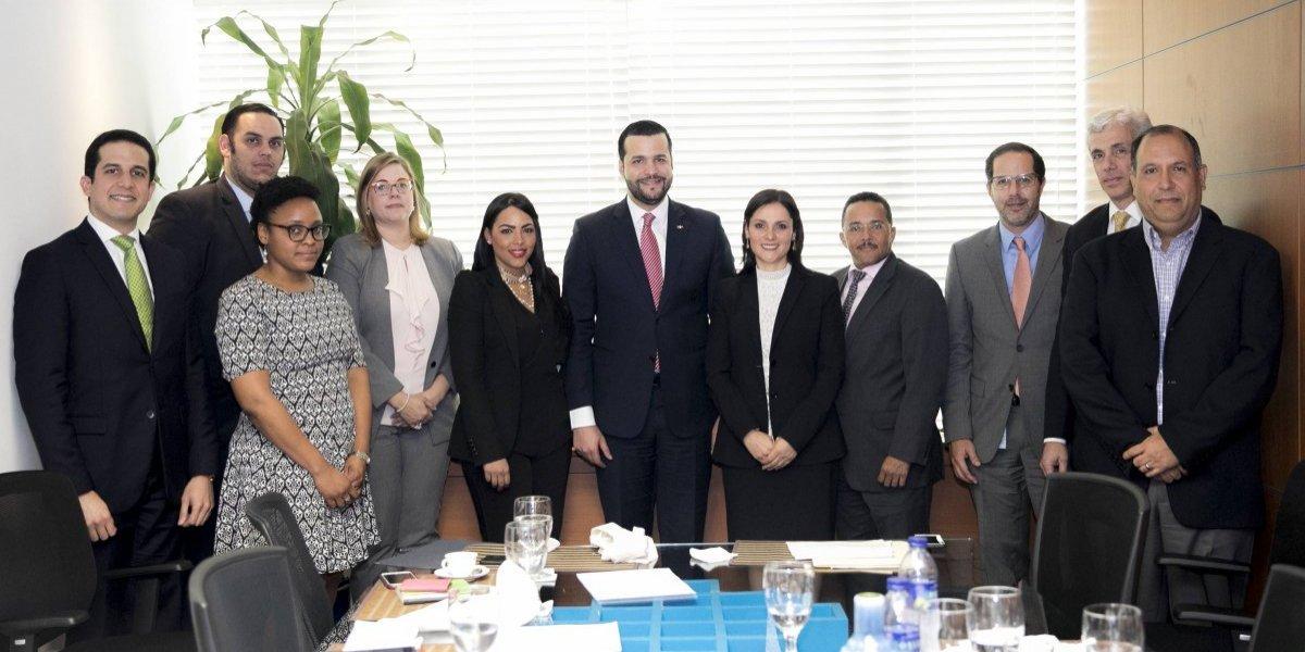 COMPETITIVIDAD presenta a ASIEX la estrategia Dominicana Competitiva