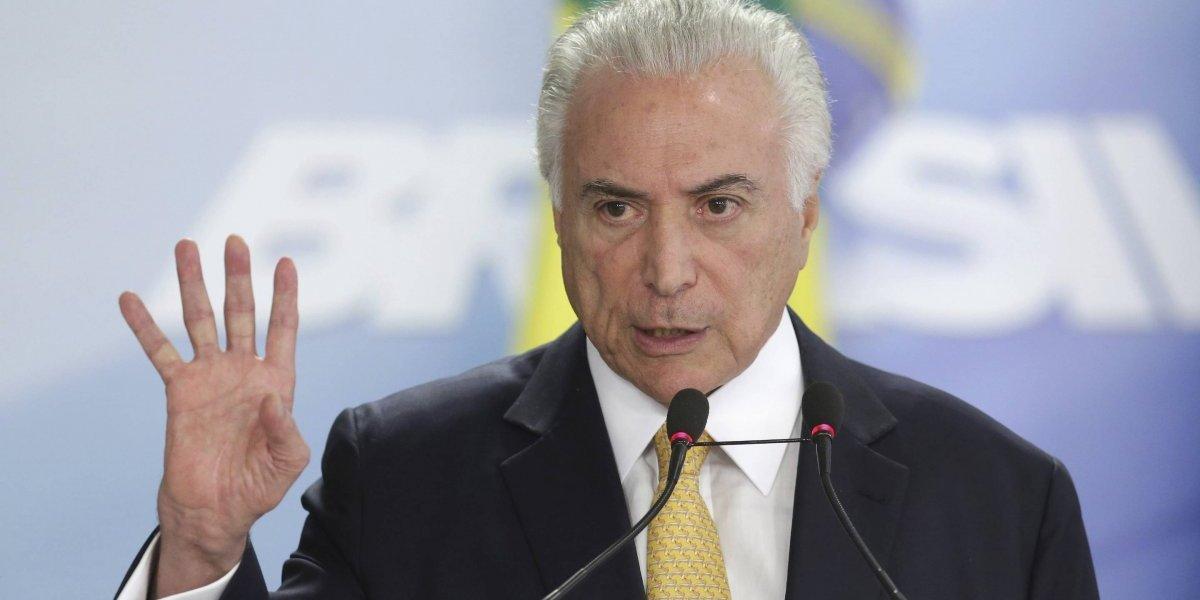 Por la ola de violencia, Brasil decreta intervención militar en Río de Janeiro