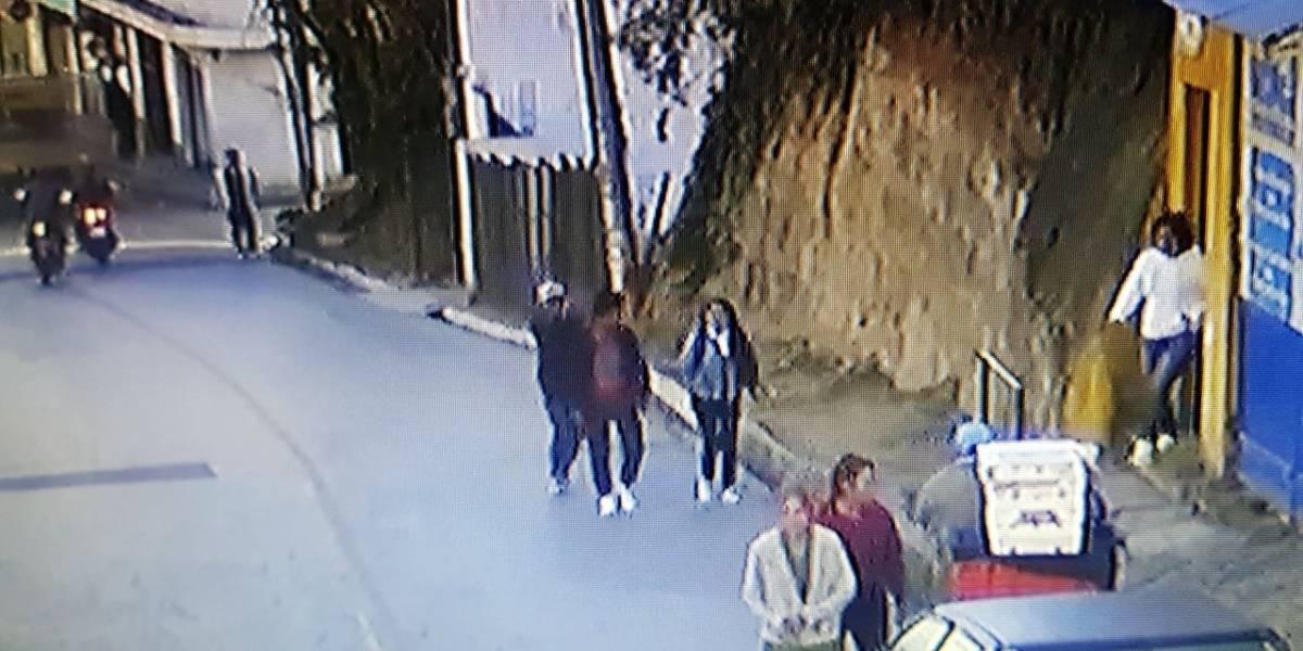 Asesina por la espalda a una estudiante de 15 años en Canalitos, zona 24
