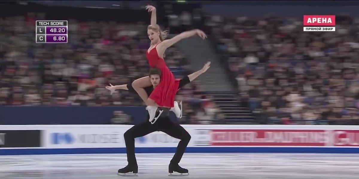 """VIDEO. Patinaje artístico vibra al ritmo de """"Despacito"""" en Juegos Olímpicos"""