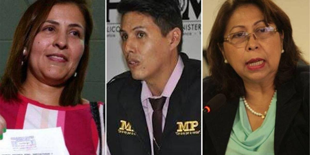 Secretaria y personal del MP buscan relevar a Aldana