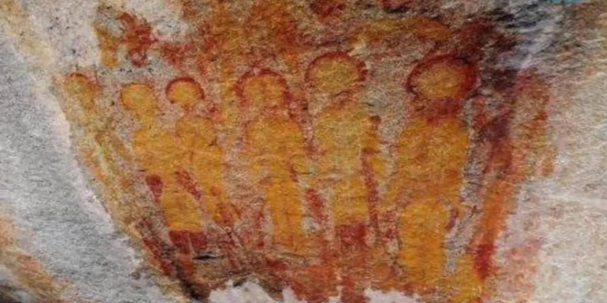Científicos de la NASA investigarán pinturas prehistóricas de ovnis
