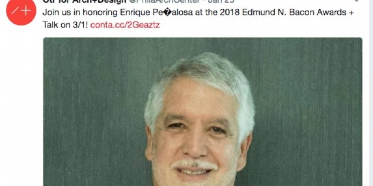 Aparece petición en Change.org para que Peñalosa no sea premiado por su gestión como alcalde