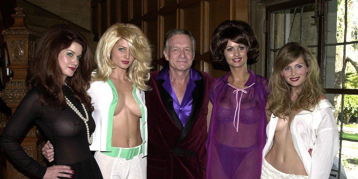 Conejita de Playboy revela amorío con Donald Trump