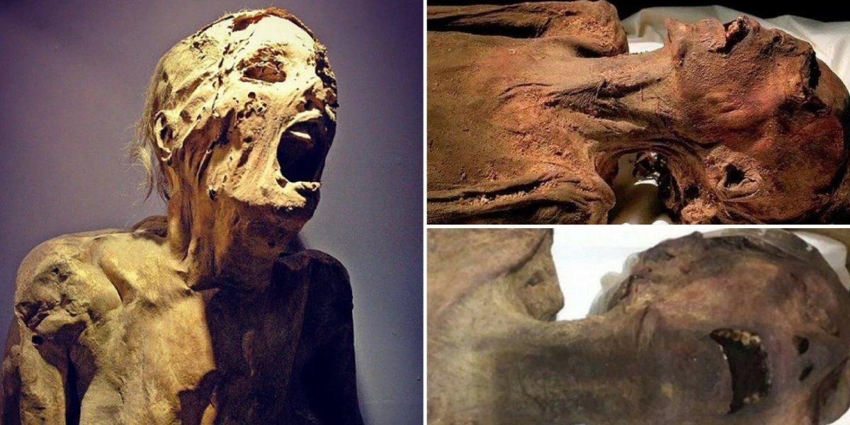 Pesquisadores se surpreendem ao desvendar o mistério da 'múmia que grita'