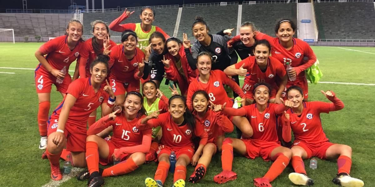 La Roja Sub 17 se hizo grande y le pasó por encima a Argentina en la Copa Provincia de Buenos Aires