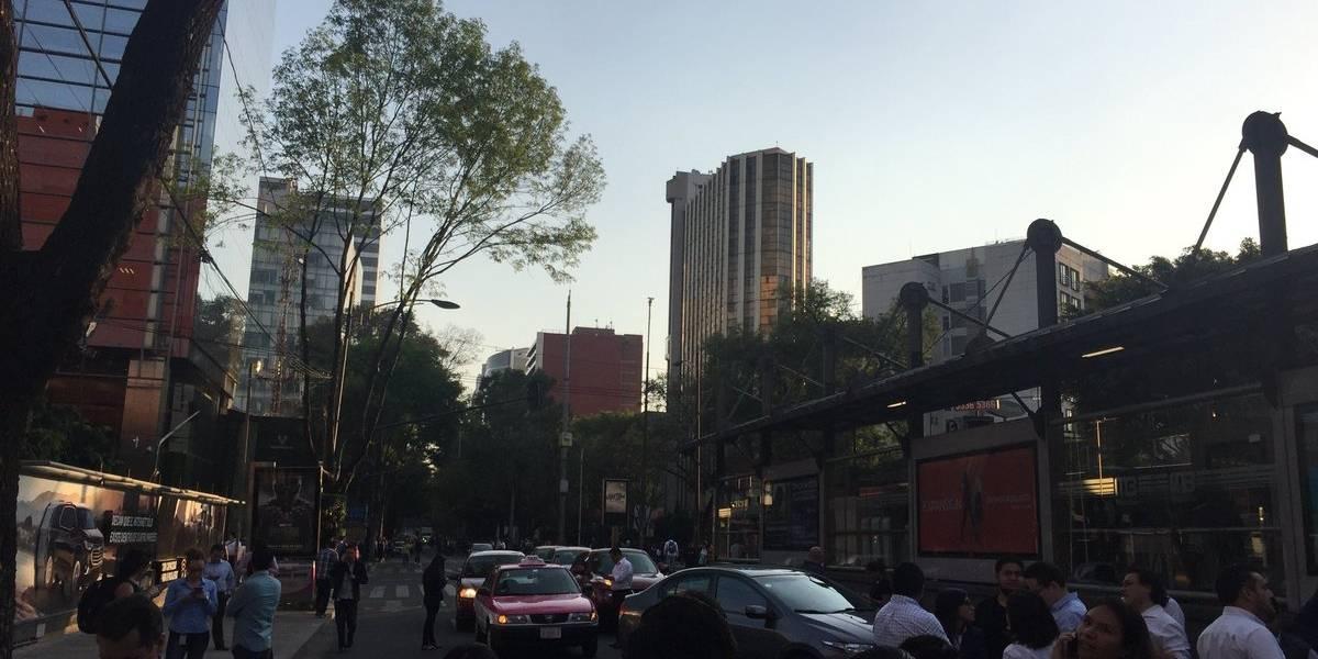 Se registra otro terremoto en México