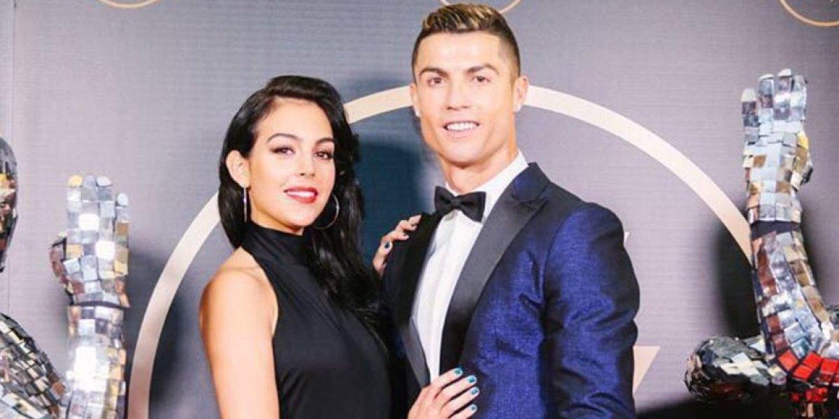 VIDEO. Georgina Rodríguez compartecómo se divierte en casa con Cristiano Ronaldo