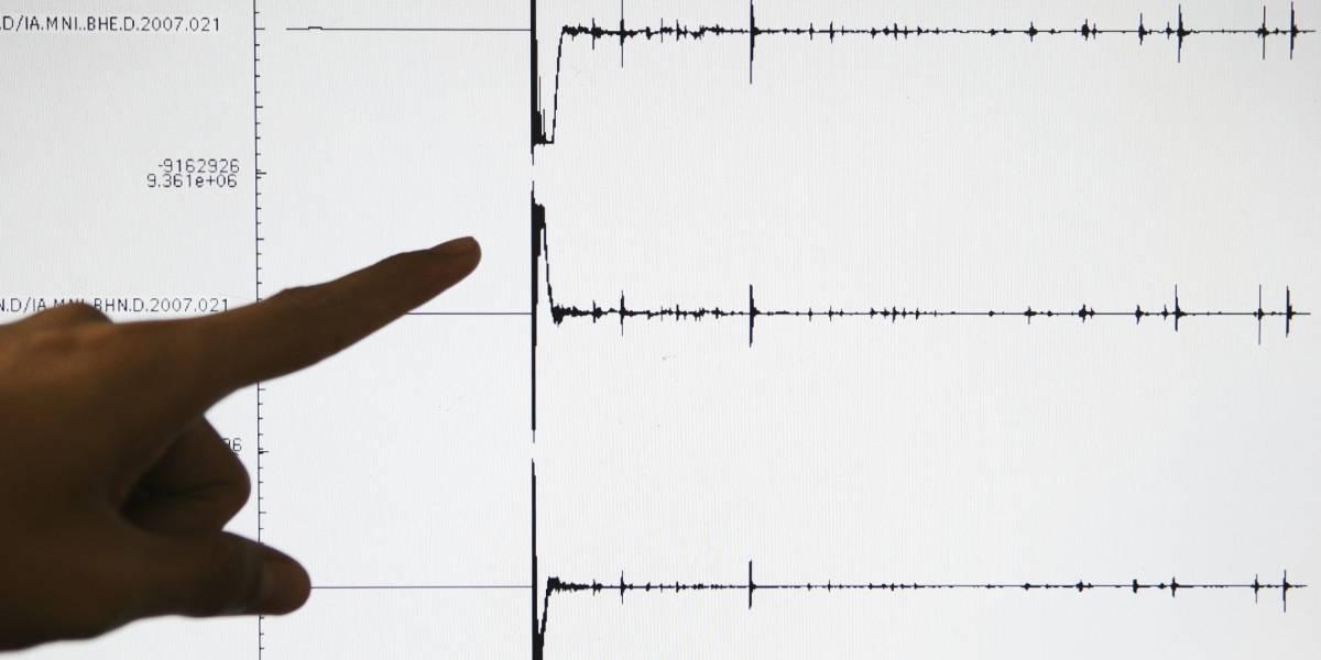 Fuerte sismo se sintió en el territorio nacional