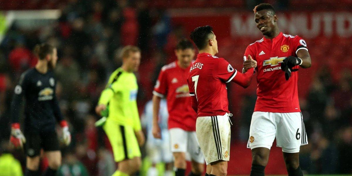 """La molestia que tendría Pogba por la llegada de Alexis al United: """"Le quitó el brillo"""""""