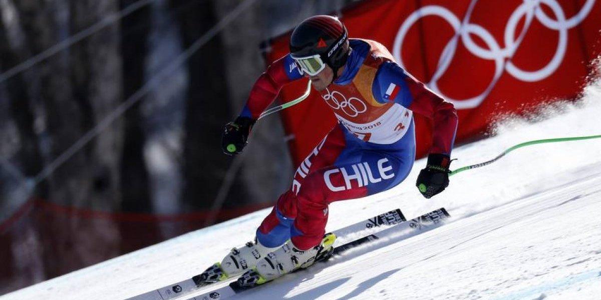 Henrik Von Appen finaliza los Juegos Olímpicos de Invierno con su mejor registro histórico