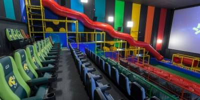 parquinho playground cinema
