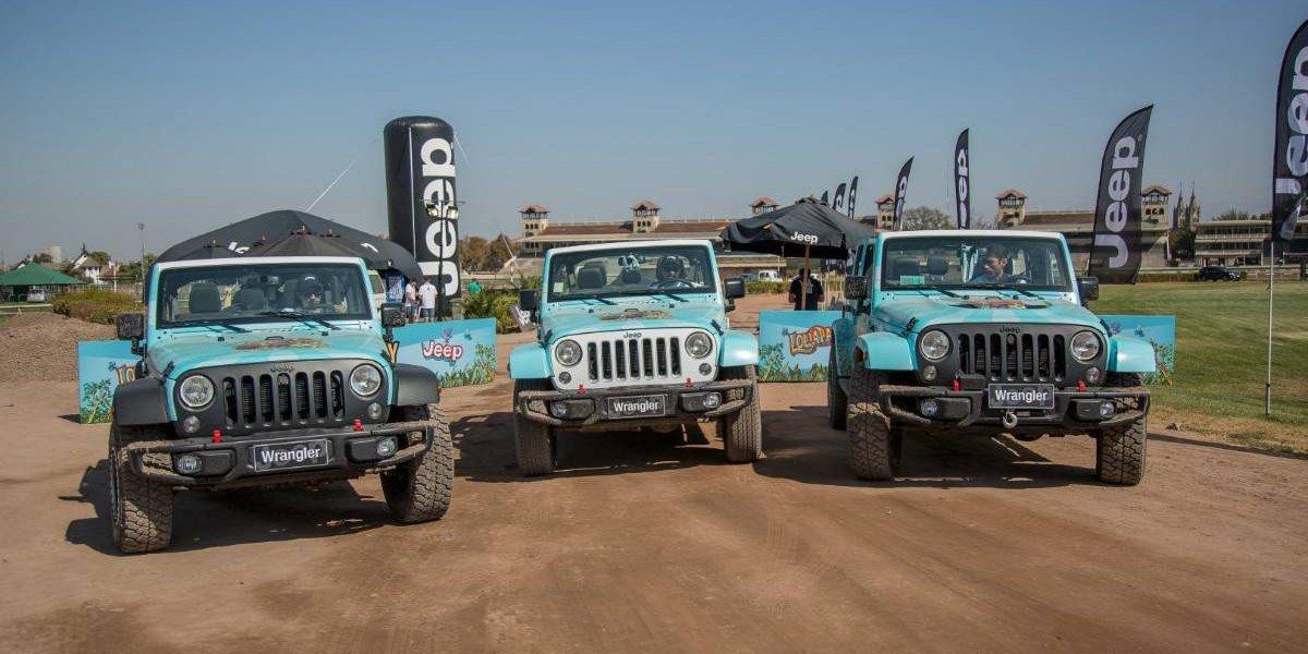 Jeep será parte de Lollapalooza 2018